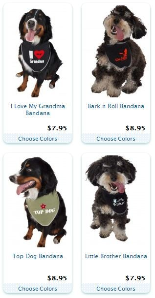 dog bandanas featured image