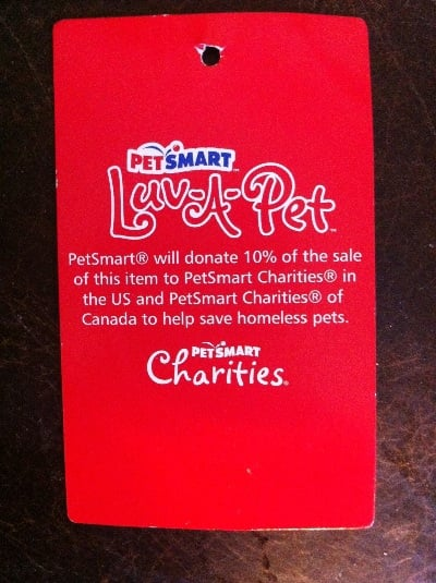 PetSmart Luv-A-Pet Collection