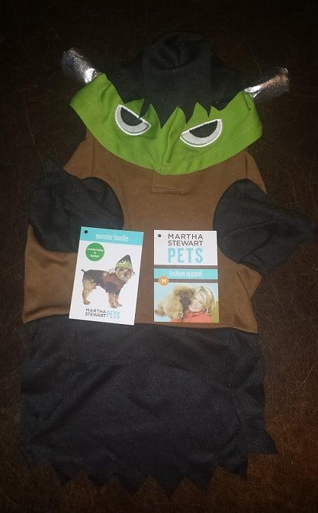 Martha Stewart Dog Halloween Costumes