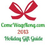 Come Wag Along Holiday Gift Guide ft