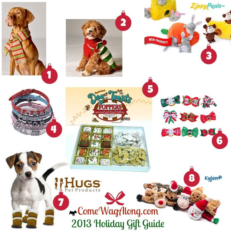 Holiday gift guide gifts for the dog and lover come