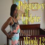 Pregnancy Update Week 12 YT Thumbnail Final ft