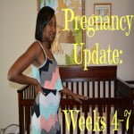 Pregnancy Updates 4-7 ft