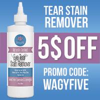 Omegapet Eye Tear Stain Remover