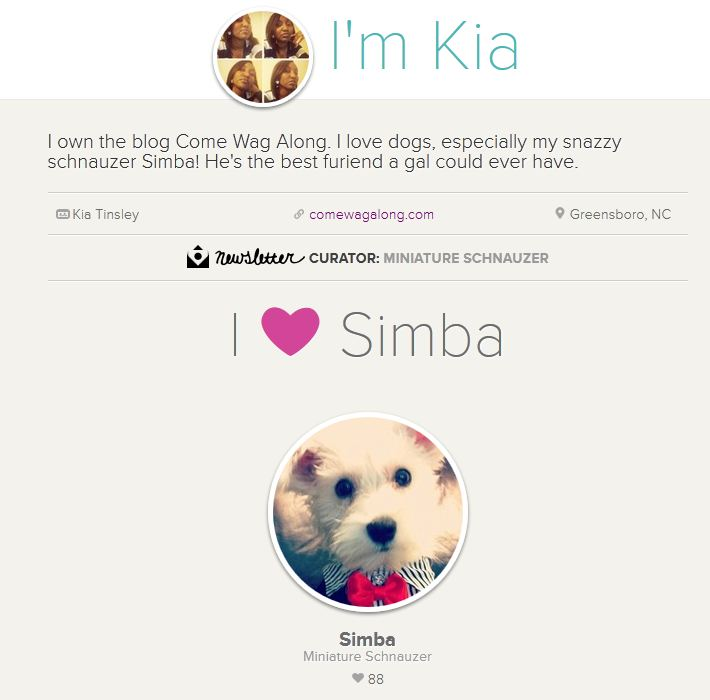 social network for dog lovers