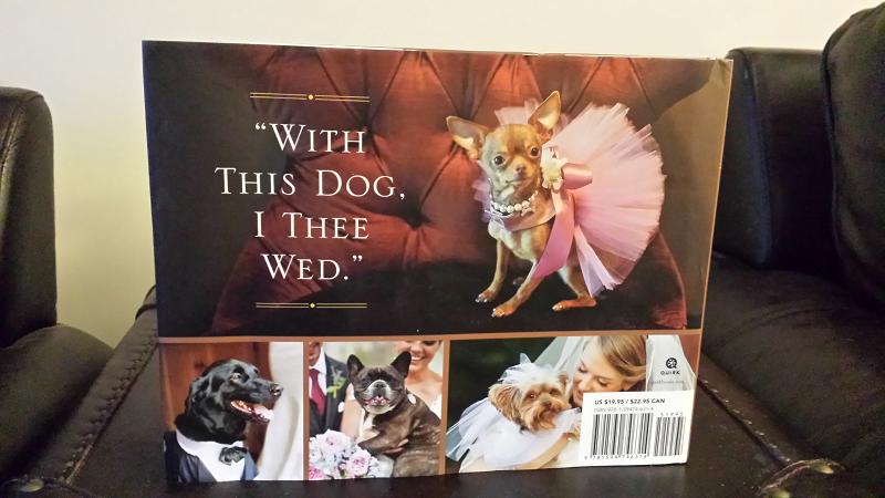 Wedding Dogs - A Celebration of Holy Muttrimony - back
