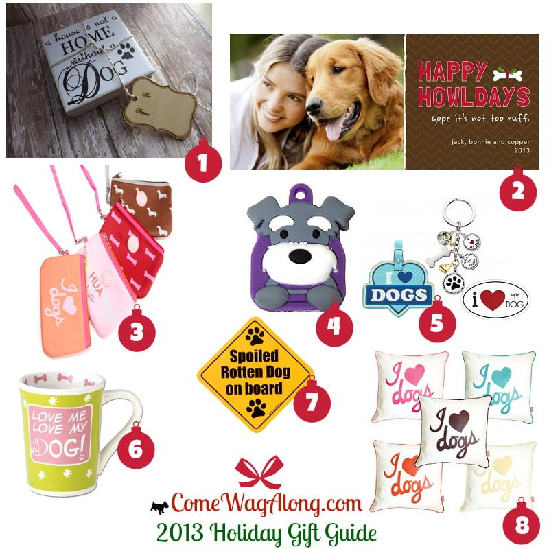 Holiday gift guide gifts for the dog and dog lover come for Christmas gift ideas for kitchen lovers