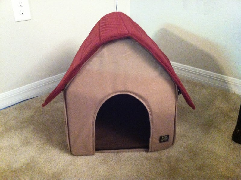Portable Pet House - together
