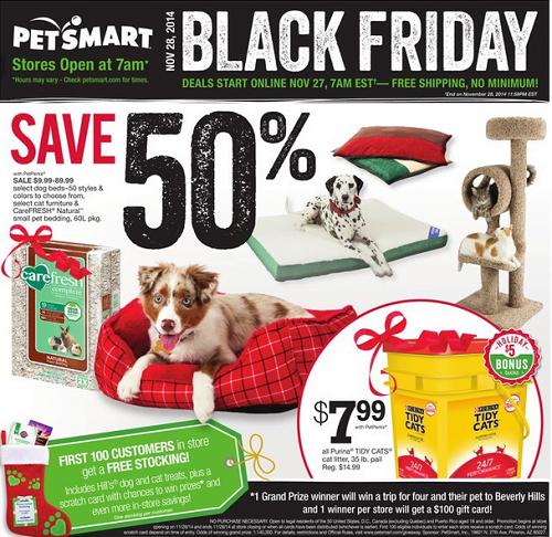 PetSmart Black Friday 2014