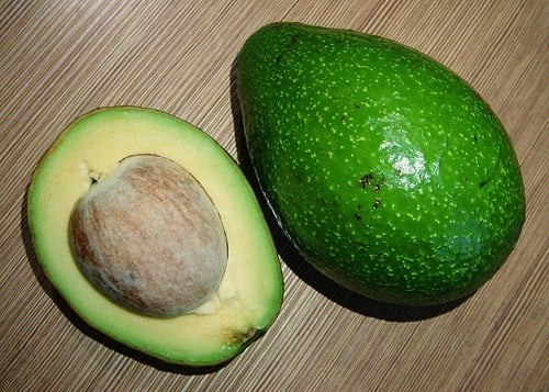 Baby Size of Avocado