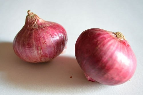 Baby Size of Onion
