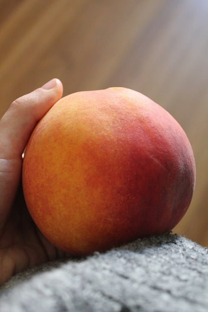 Baby Size of a Peach