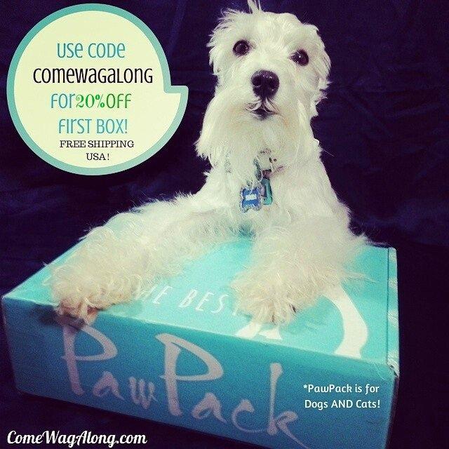 pawpack coupon code