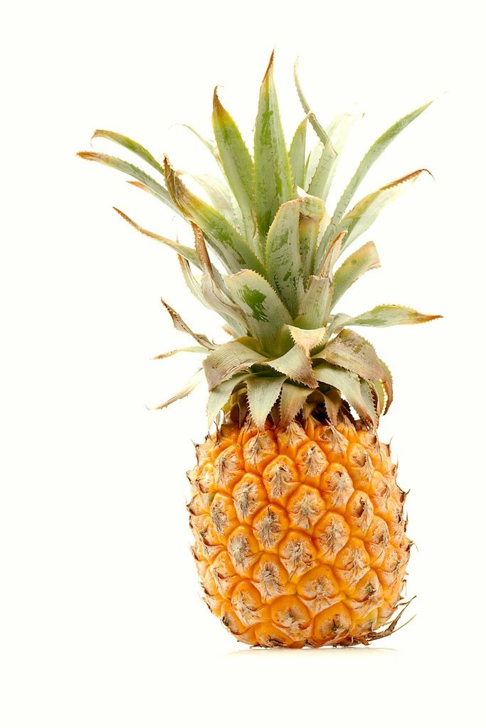 Baby Size of Pineapple