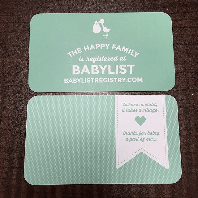 Making a Baby Registry with BabyList - Come Wag Along