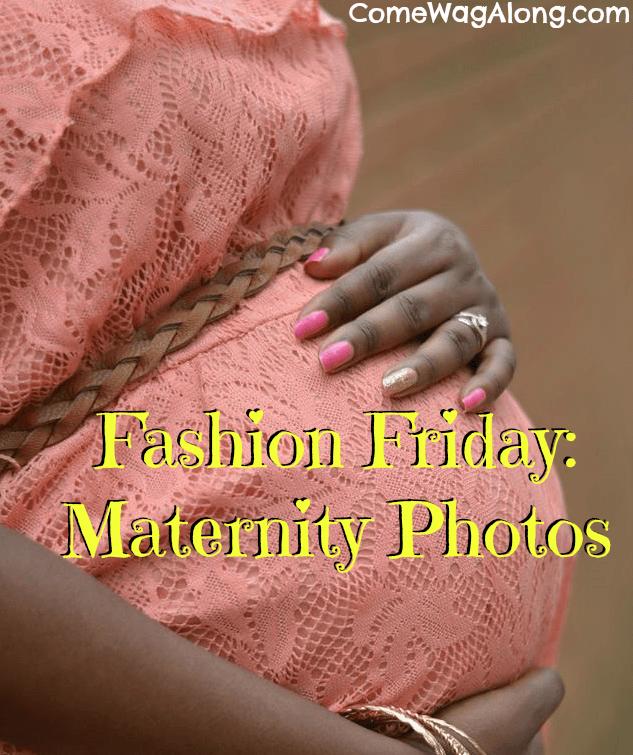 Come Wag Along - Maternity Photos