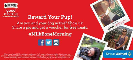 Milk-Bone Giveaway Instructions - ComeWagAlong.com