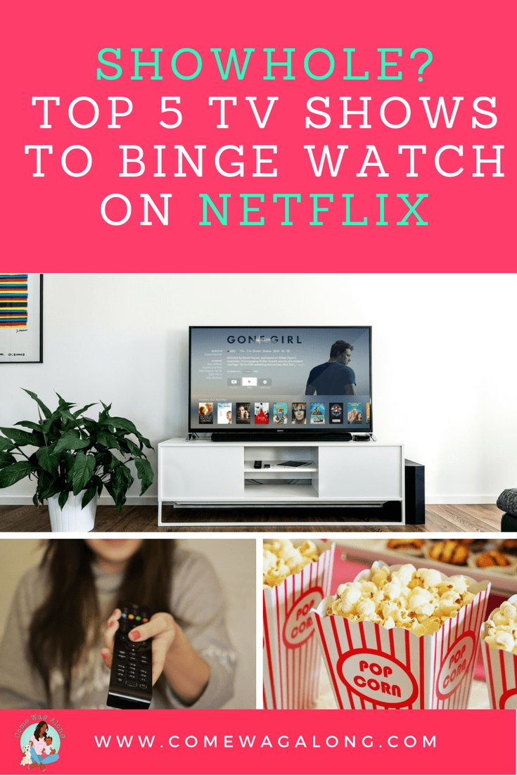 TV shows to watch on netflix