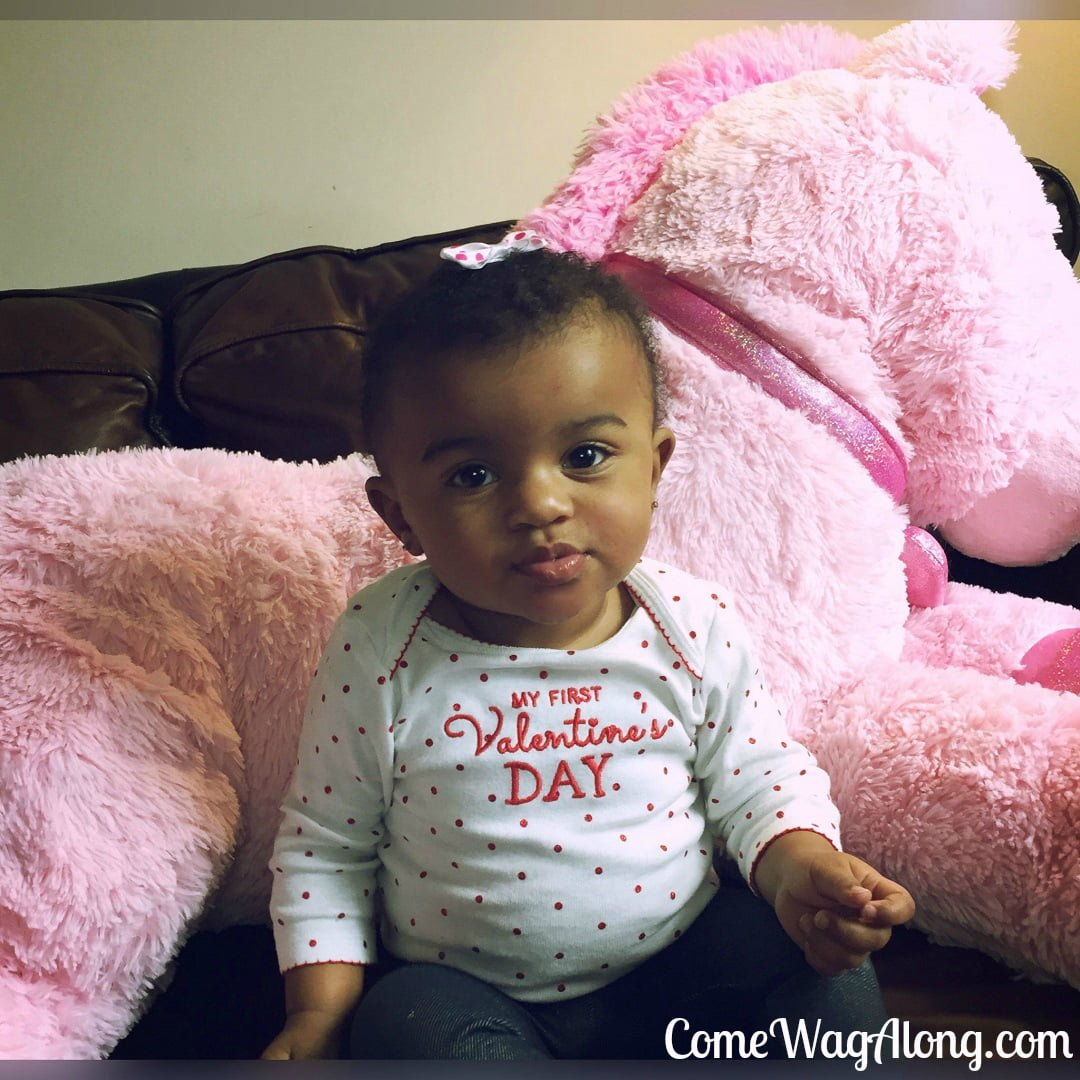 Baby's First Valentine's Day Valentine's Day Outfit