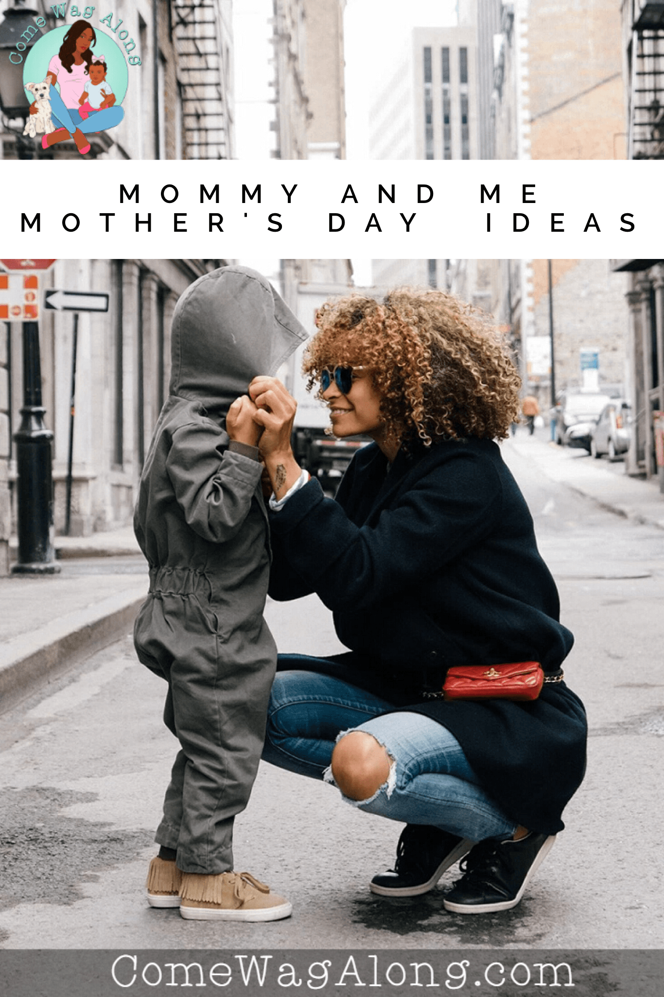 mommy and me mothers day ideas pin