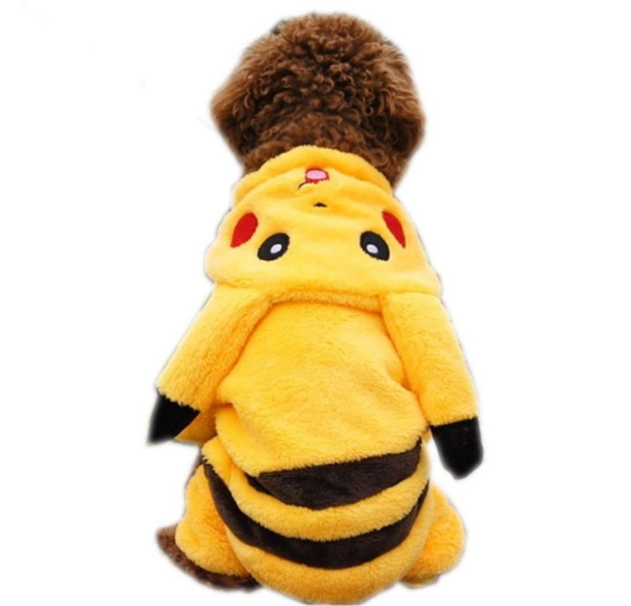 Pokemon Dog Costume - Pickachu