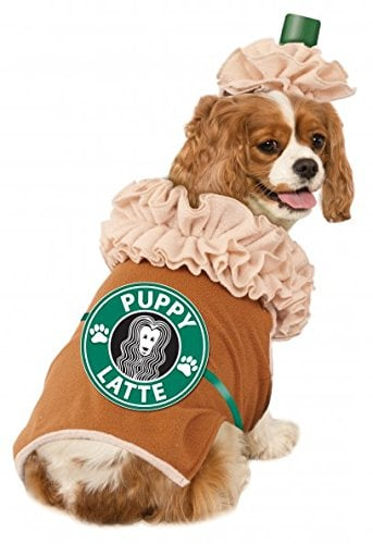 Starbucks Dog Halloween Costume