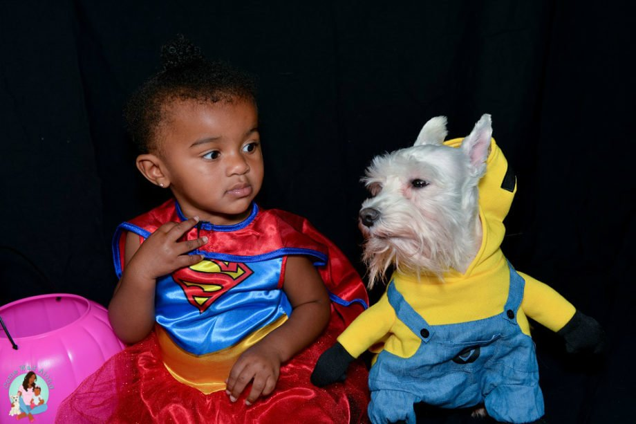 minion and supergirl