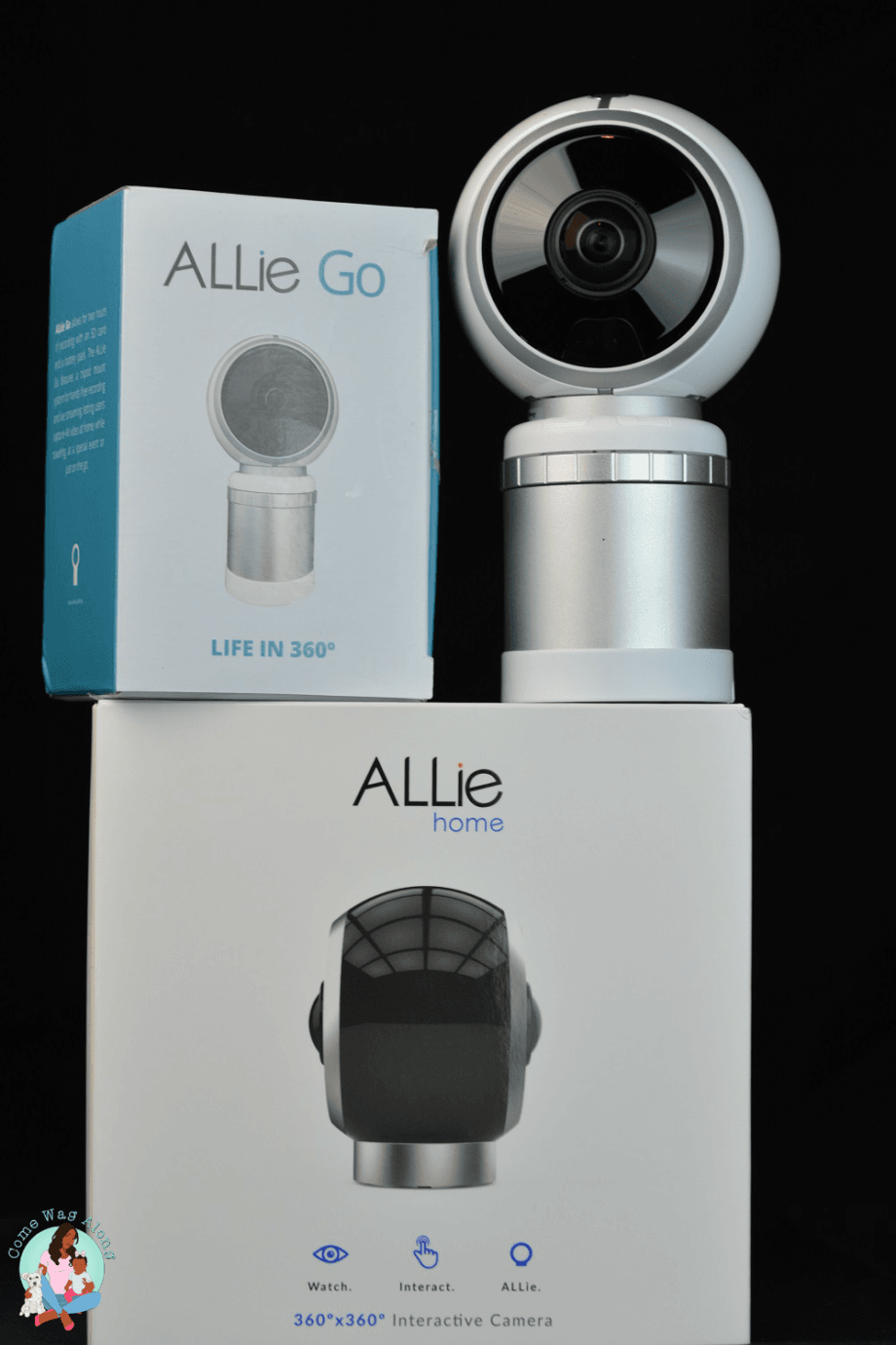 Never Miss a Moment with the ALLie Camera + Giveaway - ComeWagAlong.com