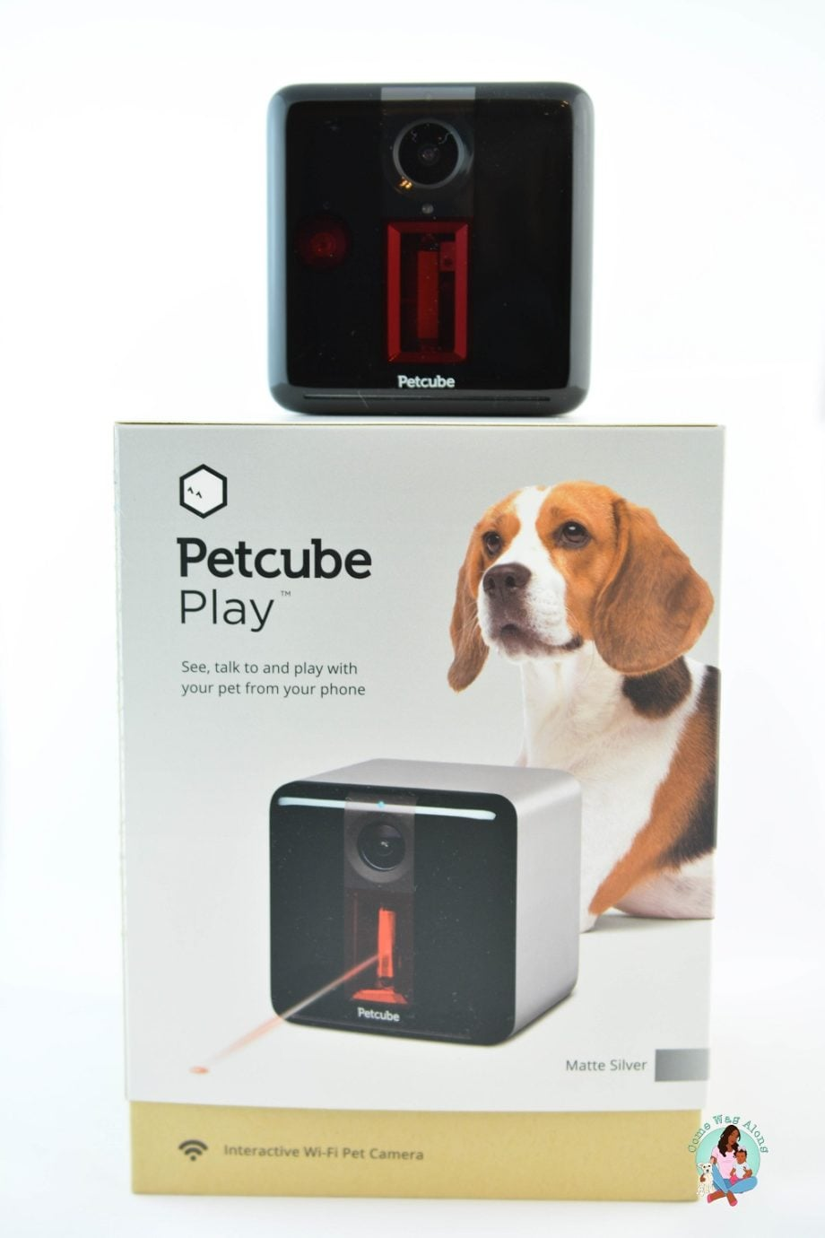 Interactive Pet Camera Petcube