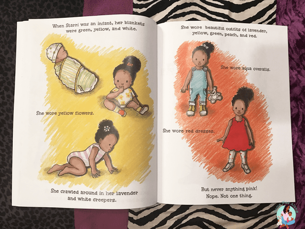 Anything But Pink Diverse Children Books
