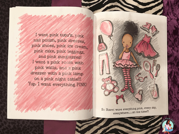 Anything But Pink by Adelina Winfield