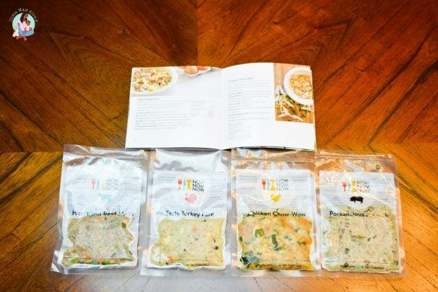 NomNomNow Dog Food Recipes