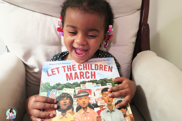 Childrens Picture Book Let The Children March
