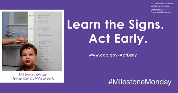 Learn the Signs Act Early CDC - 3 Year Old Milestones
