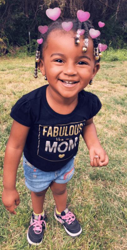 3 year old toddler