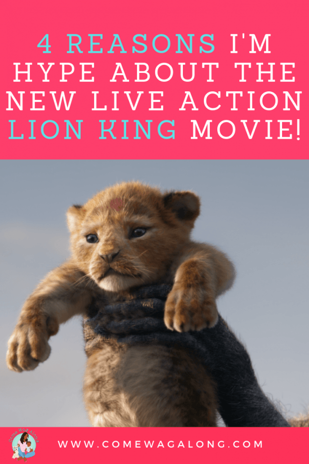 Live Action Lion King Movie