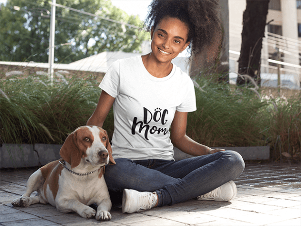 dog mom shirt - dog mom gifts