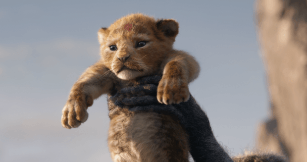lion king live action movie