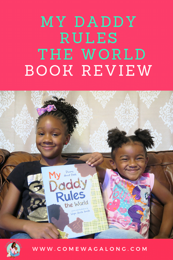 My Daddy Rules the World: Poems about Dad - Book Review