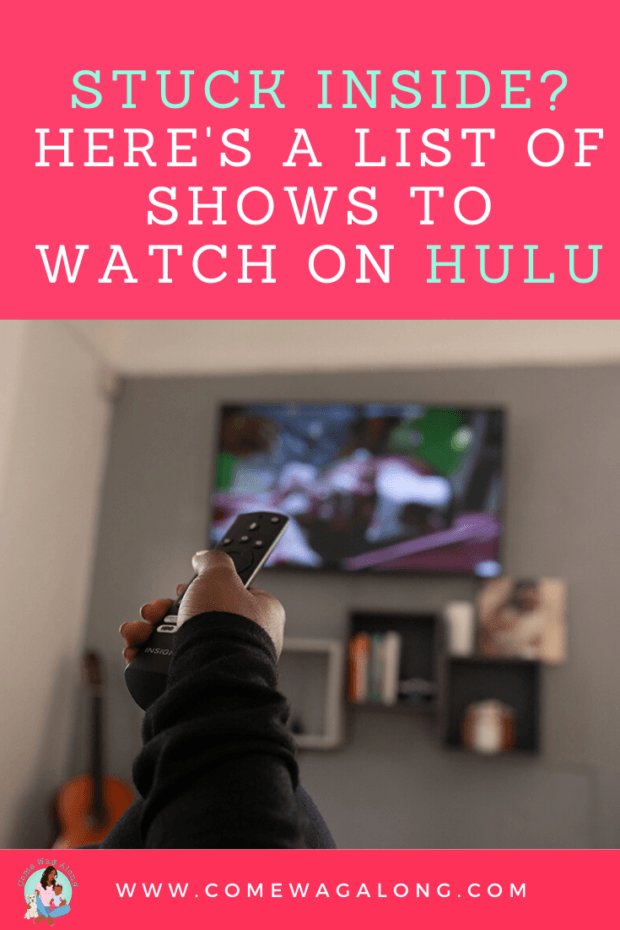 List of Shows to Watch on Hulu