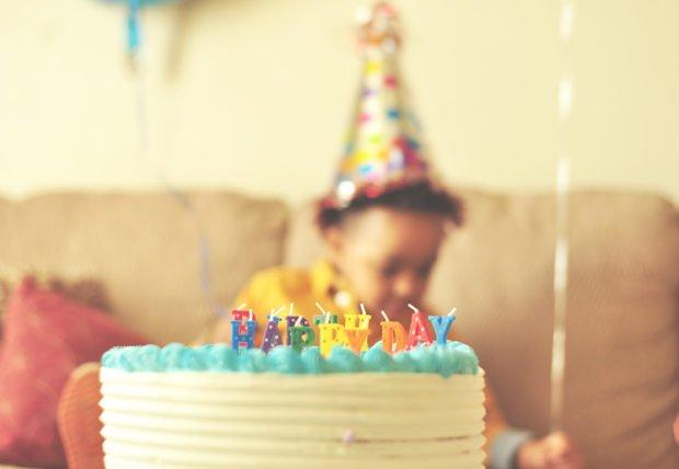 birthday celebration ideas at home
