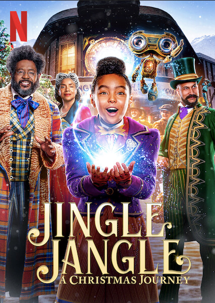 Jingle Jangle: A Christmas Journey - ComeWagAlong.com Movie Review