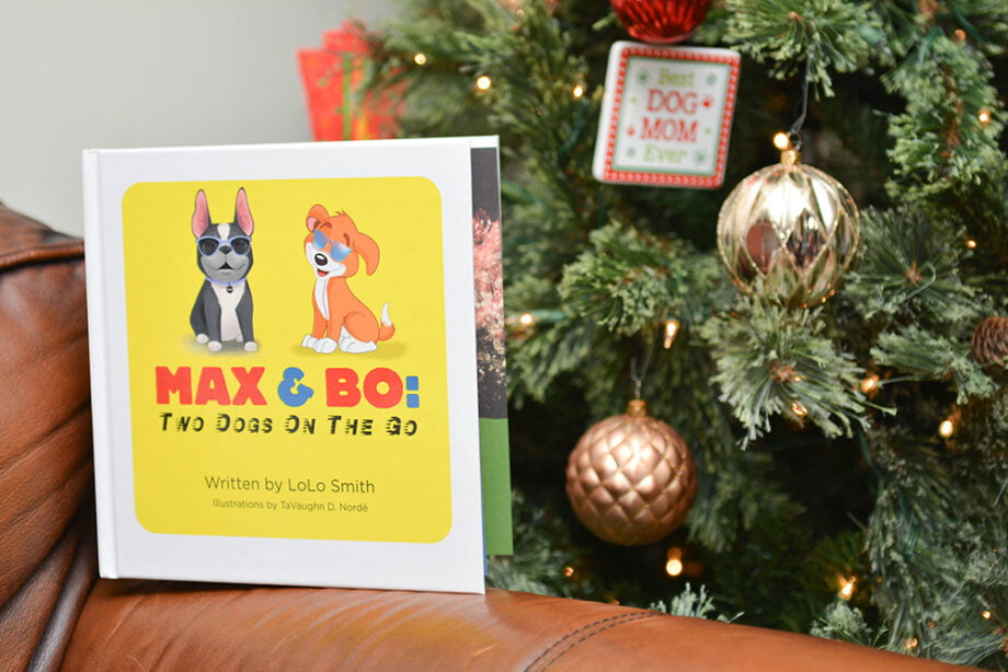 Max & Bo: Two Dogs on the Go Children's Book