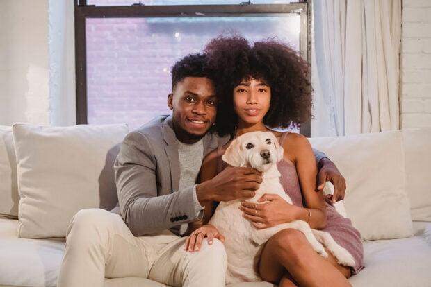 black pet parents